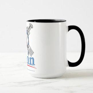 Lager-Speck-Kaffee-Tasse 2016 Tasse