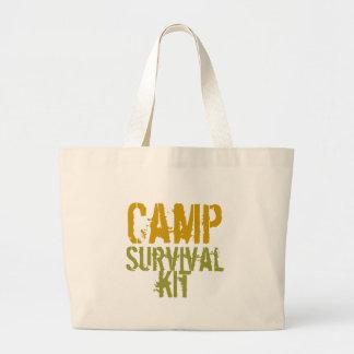 Lager-Überlebensausrüstung - Taschen-Tasche