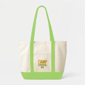 Lager-Überlebensausrüstung - Taschen-Tasche Impulse Stoffbeutel