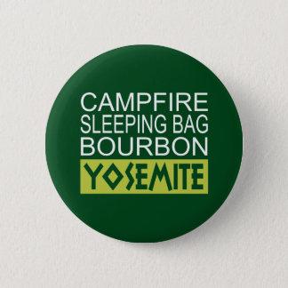 Lagerfeuer-Schlafsack Bourbon Yosemite Runder Button 5,7 Cm