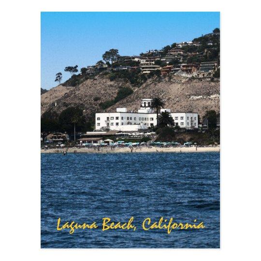 Laguna Beach, Kalifornien Postkarte | Zazzle  Laguna Beach, K...