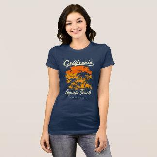 Laguna Beach-Kalifornien-Sonnenuntergangt-shirt T-Shirt