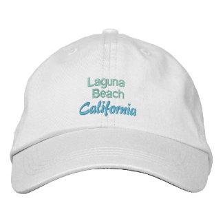 LAGUNA BEACH-Kappe Bestickte Baseballkappe