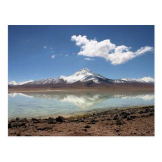Laguna-BLANCA (Bolivien) Postkarte
