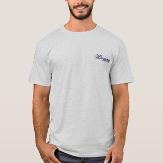 Laguna-Graphitstangen T-Shirt