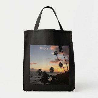 Laguna-Strand-Lebensmittelgeschäft-Taschentasche Tragetasche