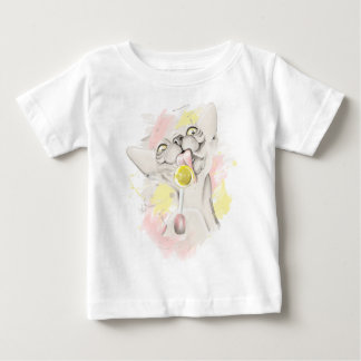 Lahmes EL caramelo. der Sphinxes Baby T-shirt