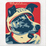 Laika der Raum-Hund - Laika: OHP Mousepad