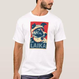 Laika der Raum-Hund - Laika: OHP T - Shirt