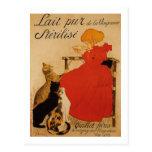 Lait Pur de la Vingeanne Sterilise Postkarte