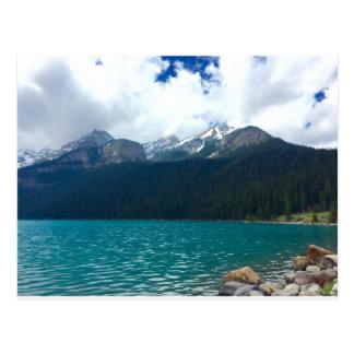 Lake Louise Kanada Postkarte