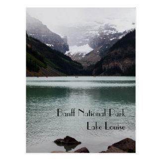 Lake- Louisepostkarte Postkarte