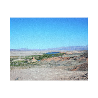 Lake Mead Nevada Leinwanddruck