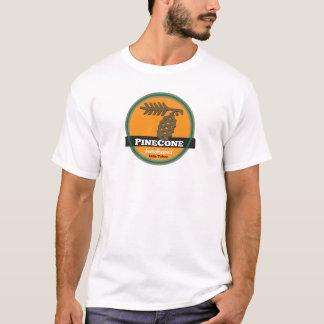 Lake- Tahoekiefern-Kegel Homebrewed T-Shirt