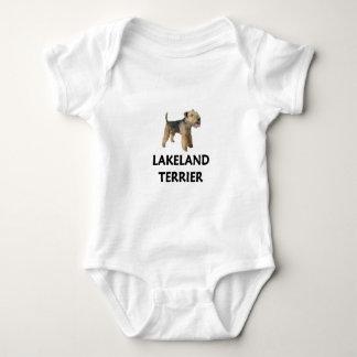Lakeland Terrier Baby Strampler