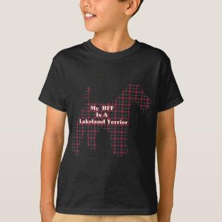 Lakeland-Terrier BESTE FREUNDIN Geschenke T-Shirt