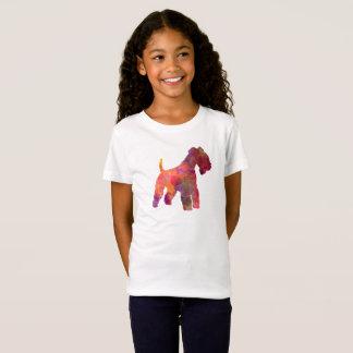 Lakeland Terrier im Watercolor T-Shirt