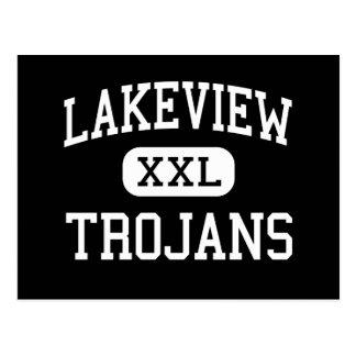 Lakeview - Trojan - Jüngeres - Santa Maria Postkarte