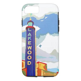 Lakewood Theater-Telefonkasten, ursprünglicher iPhone 8/7 Hülle