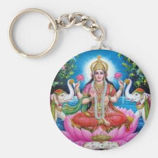 Lakshmi Göttin der Liebe, des Wohlstandes und des Schlüsselanhänger