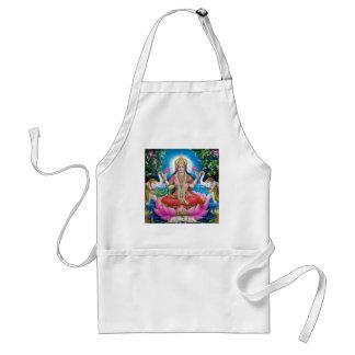 Lakshmi Göttin der Liebe, des Wohlstandes und des Schürze