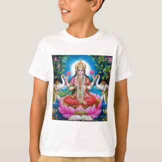 Lakshmi Göttin der Liebe, des Wohlstandes und des T-Shirt