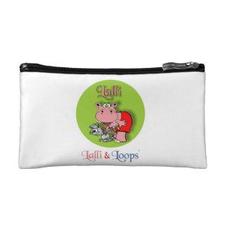 Lalli & Loops kleiner Kulturbeutel Makeup-Tasche