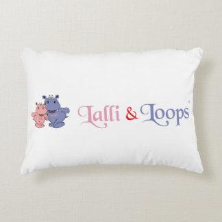 Lalli und Loops Artikel Zierkissen
