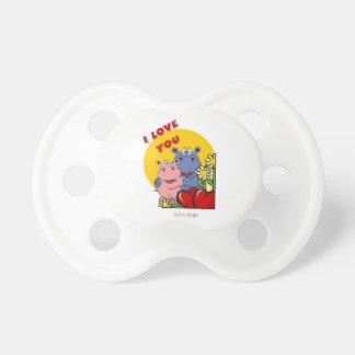 Lalli und Loops Baby Schnuller