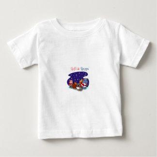 Lalli und Loops Baby T-shirt