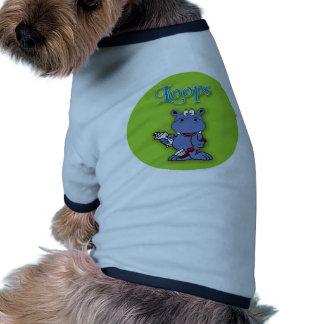 Lalli und Loops Hund Shirt