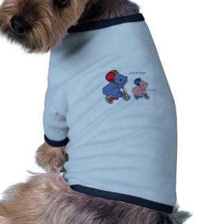 Lalli und Loops Hunde T Shirt