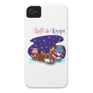 Lalli und Loops iPhone 4 Case-Mate Hüllen