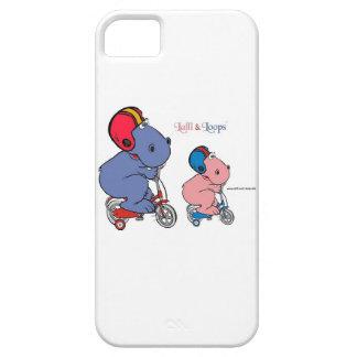Lalli und Loops iPhone 5 Case