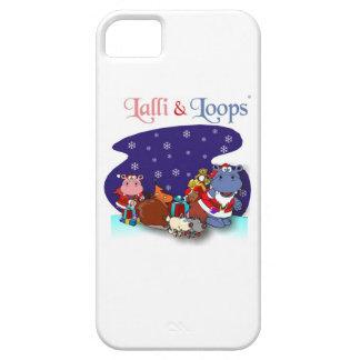 Lalli und Loops iPhone 5 Hüllen