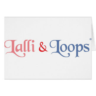 Lalli und Loops Karte