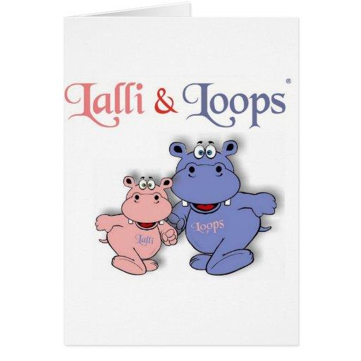 Lalli und Loops Karten