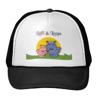 Lalli und Loops Kult Kappen