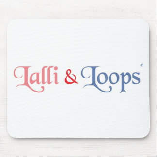 Lalli und Loops Mousepad