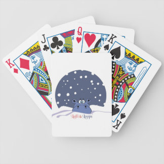 Lalli und Loops Poker Karten