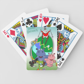Lalli und Loops Pokerkarten