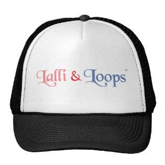 Lalli und Loops Retrokultcap