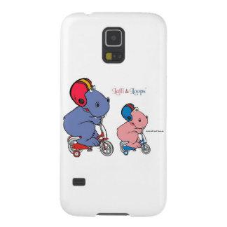 Lalli und Loops Samsung Galaxy S5 Hüllen