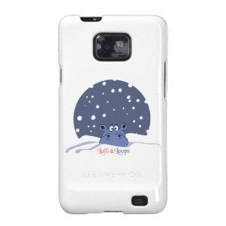 Lalli und Loops Samsung Galaxy SII Hülle