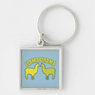 Lama-Drama Schlüsselanhänger