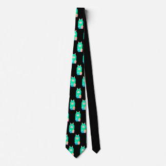 Lama Emoji Film-Liebhaber Krawatte