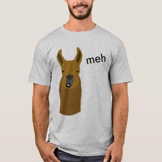 Lama-lustiges Gesicht T-Shirt