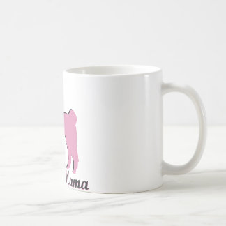 Lama-Mutter Kaffeetasse