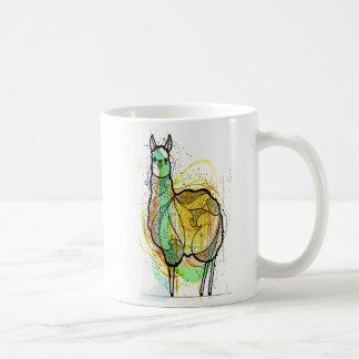 Lama-Tasse Kaffeetasse
