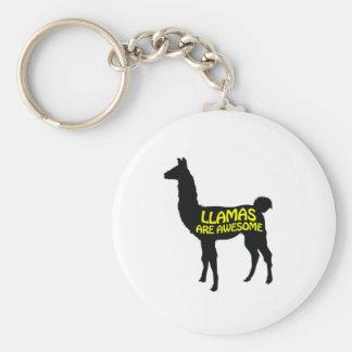 Lamas sind fantastisch! schlüsselanhänger